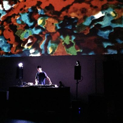 Spaces 'Chromatic Deformations 1' live at Boiler Room photo